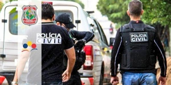 Governador anuncia o Concurso Público da Polícia Civil CE.