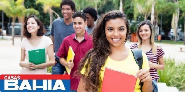 Jovem Aprendiz Casas Bahia: Conheça os benefícios e saiba como se inscrever