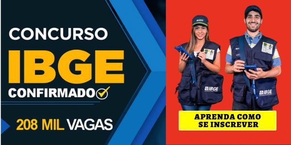 Concurso IBGE 2021: Requisitos, Vagas e Como se Inscrever