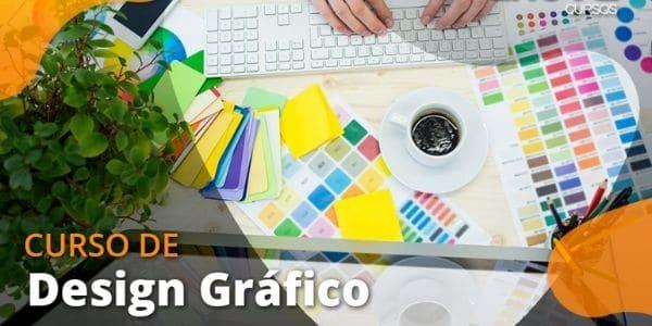 Curso gratuito online de design gráfico: Saiba como se inscrever