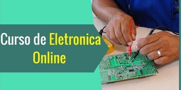 Curso de eletrônica gratuito e online