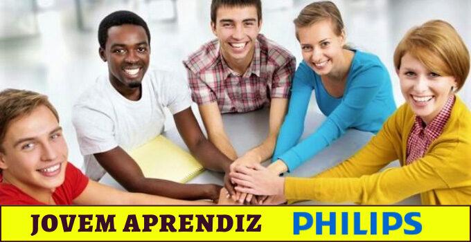 Jovem Aprendiz Philips:Saiba como fazer a sua inscrição online!