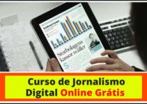 Curso de Jornalismo Digital Online Grátis: Saiba como se inscrever