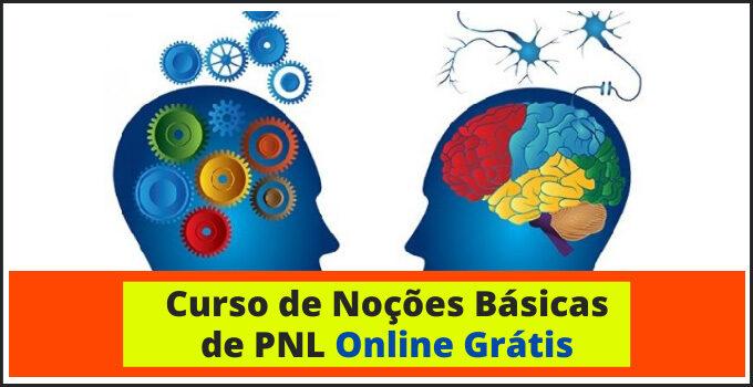 Curso de Noções Básicas de PNL Online Grátis: Saiba como se inscrever