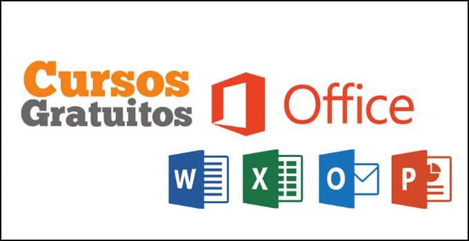 curso de pacote Office Online Gratis